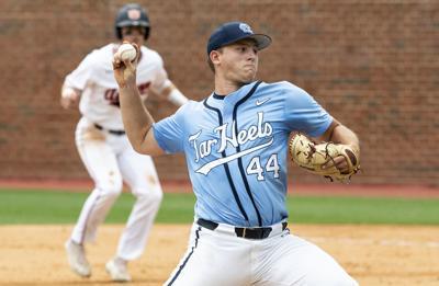 NCAA Auburn North Carolina Baseball