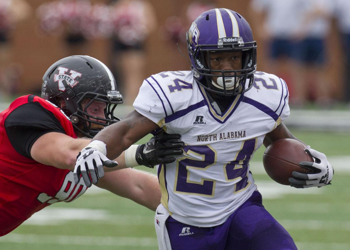 UNA defeats Valdosta State 34-12 and Bobby Wallace gets ...