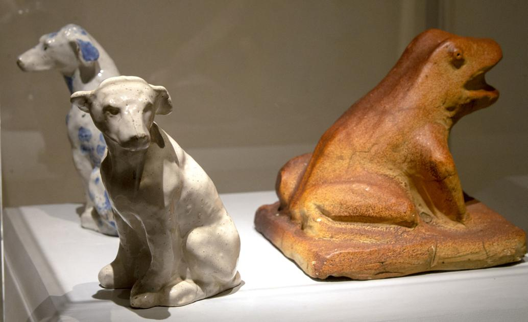 Spruce Pine Pottery Exhibition opens