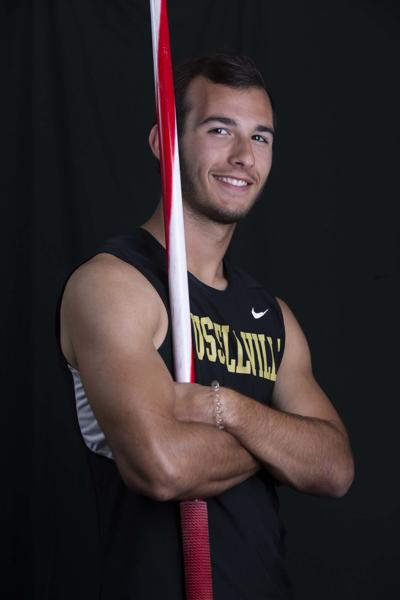 Grayson Eady all-area track Russellville