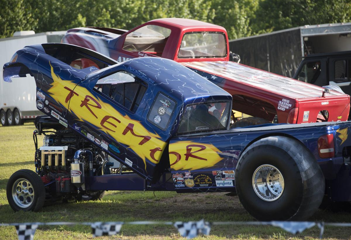 Cloverdale tractor pull continues today | News | timesdaily com