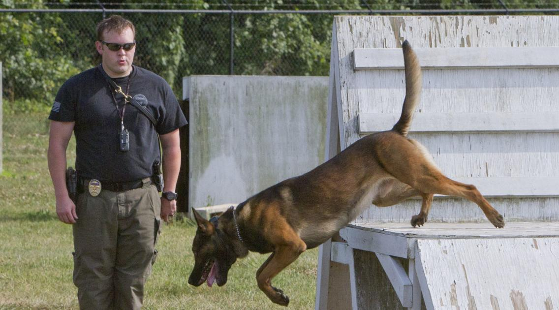 Florence Police Canine Unit wins regional award - Times Daily 1