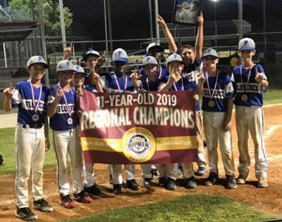Florence Cal Ripken 11U team wins regional title | Other Local