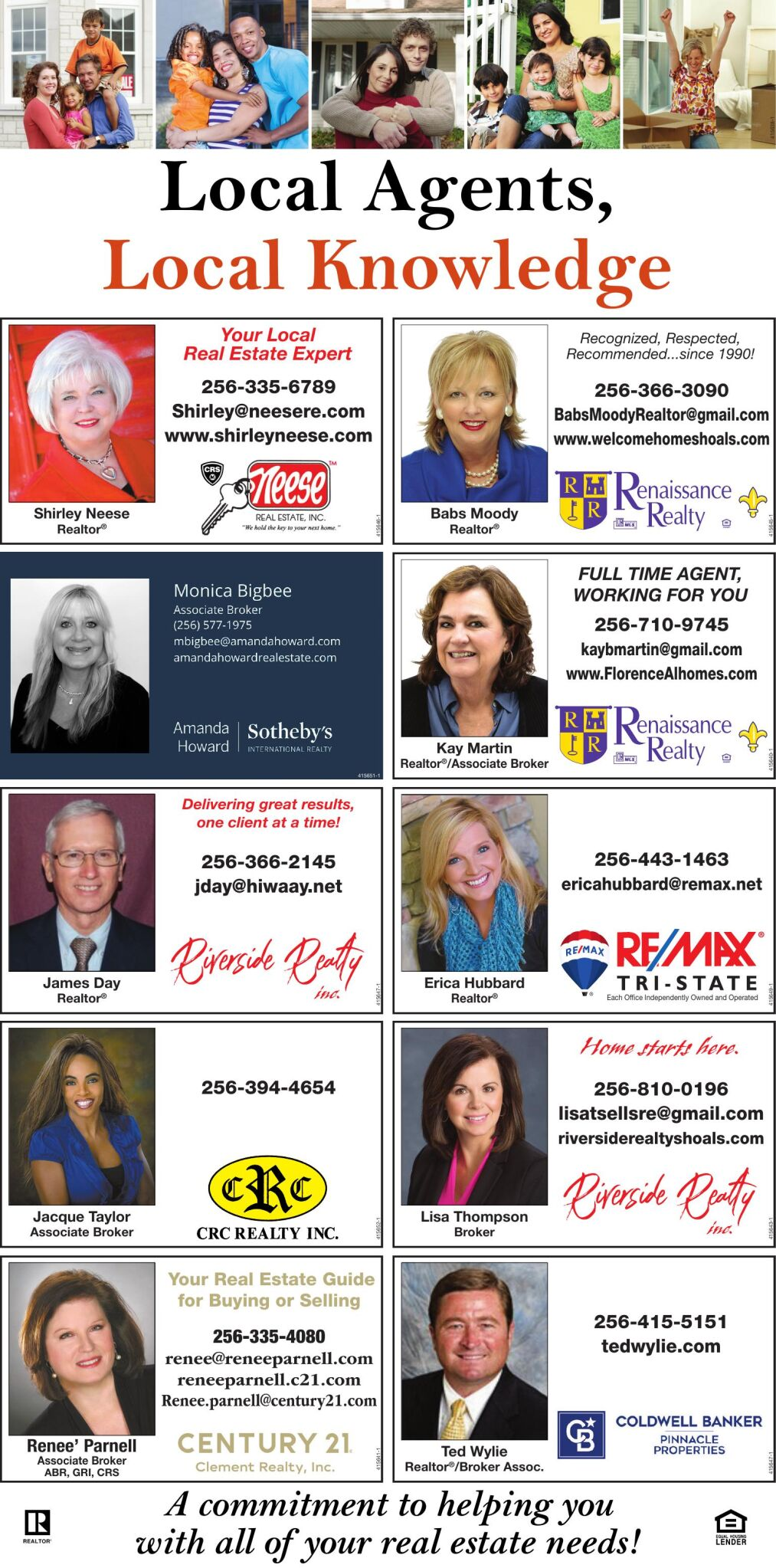 Local Agents, Local Knowledge