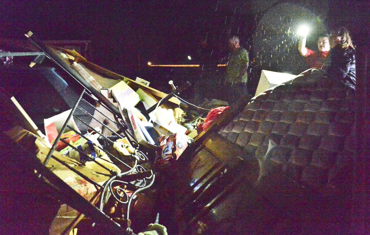 Alabama jackson county section - Possible Tornado Kills 3 In Jackson County As Storms Pummel North Alabama