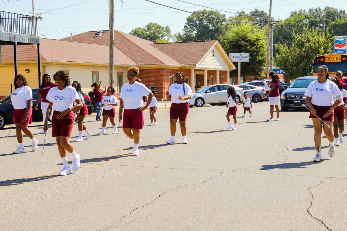190831 Trenholm High School Reunion Parade 2