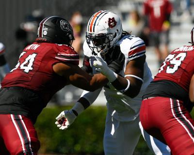 Auburn vs South Carolina