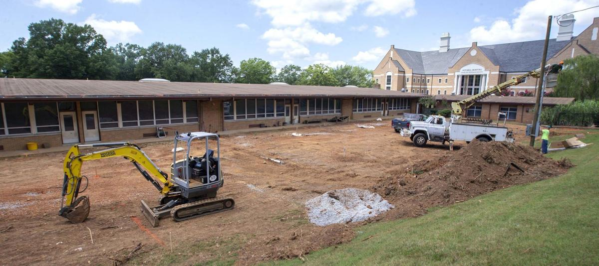 Kilby School expanding with portable classrooms | News | timesdaily com
