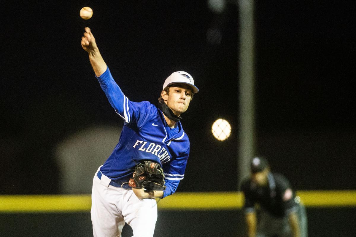 Sam Sneed Florence baseball