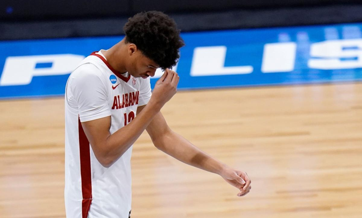 NCAA UCLA Alabama Basketball