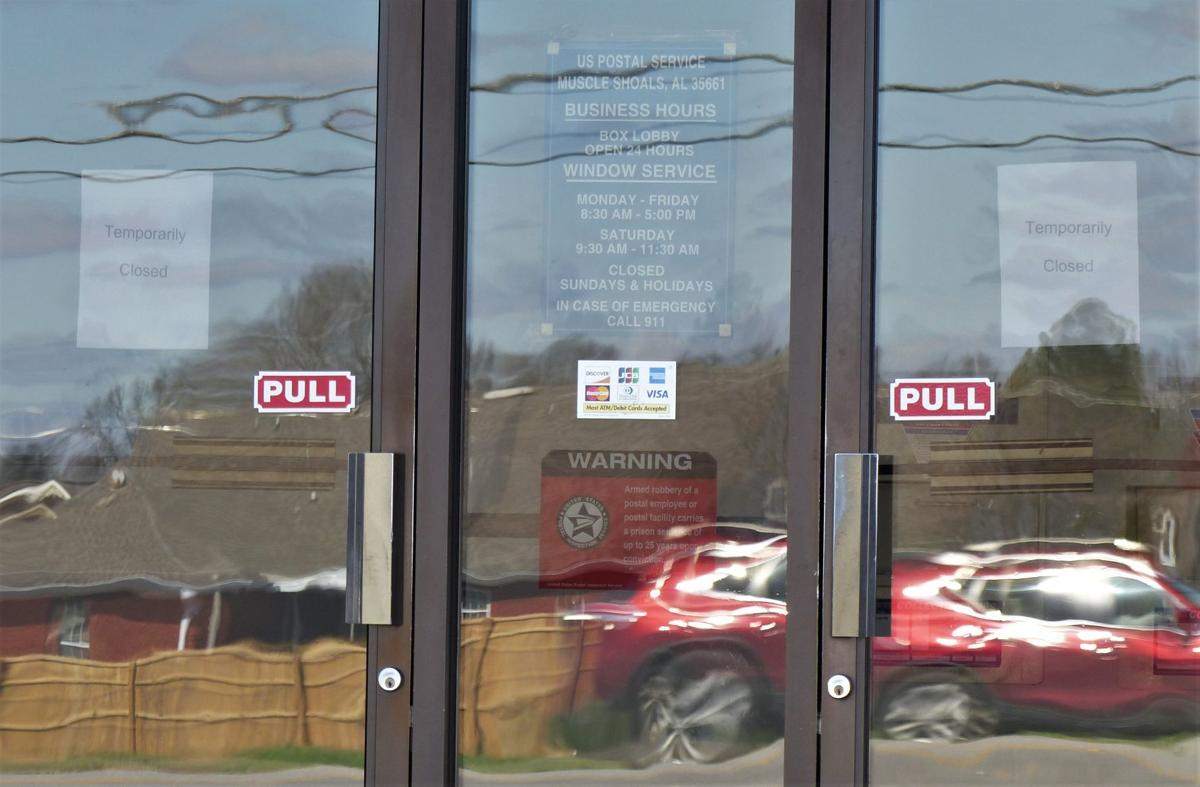 Muscle Shoals Post Office Is Closed Again News Timesdaily Com