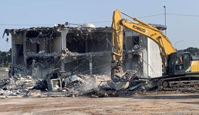 Bank building demo