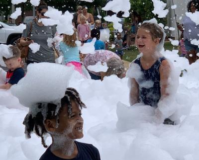 Fantastic Bubble Party