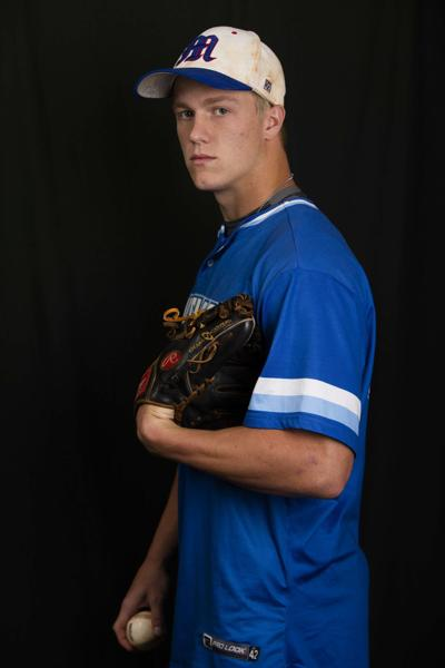 Colt Smith Mars Hill baseball