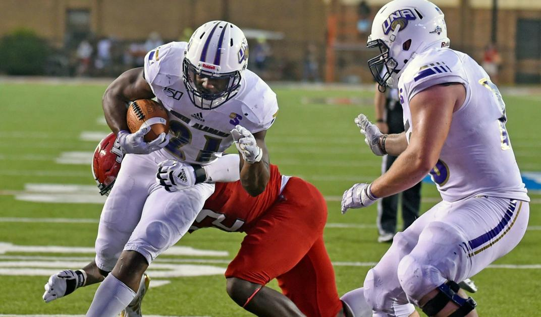 JACKSONVILLE STATE 30, UNA 12: Lions start slow but play better in second half