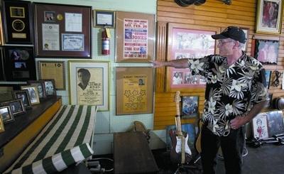 Former George Jones songwriter left fame behind