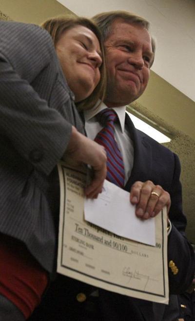Grant boosts Domestic Violence Unit