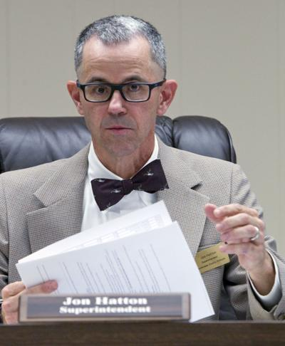 Superintendent Jon Hatton