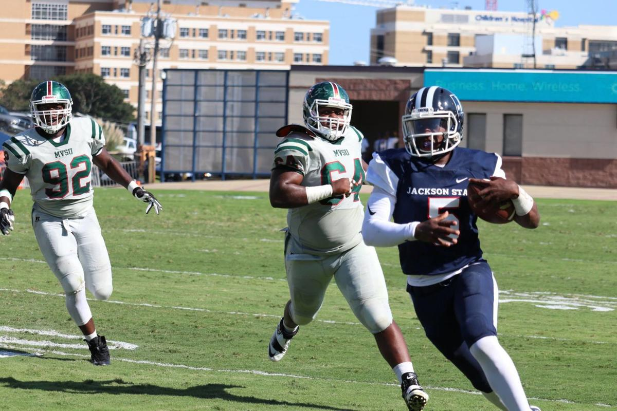sports shoes 6f748 4249c UNA FOOTBALL: Jackson State restoring tradition | Sports ...