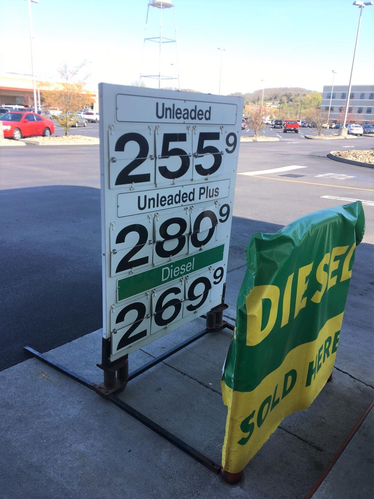 Gas Prices 1