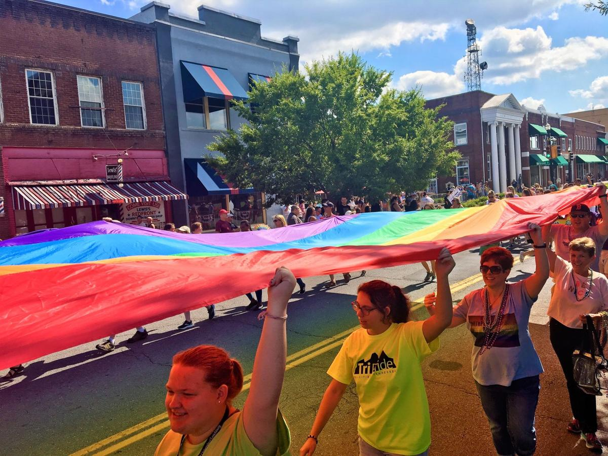TriPride lays claim to first ever two-state pride event in nation