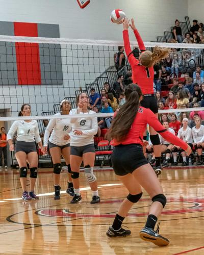 Prep roundup: Eastside takes 3-1 volleyball victory over Wise Central