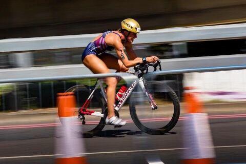 Sophie Watts triathlon 2