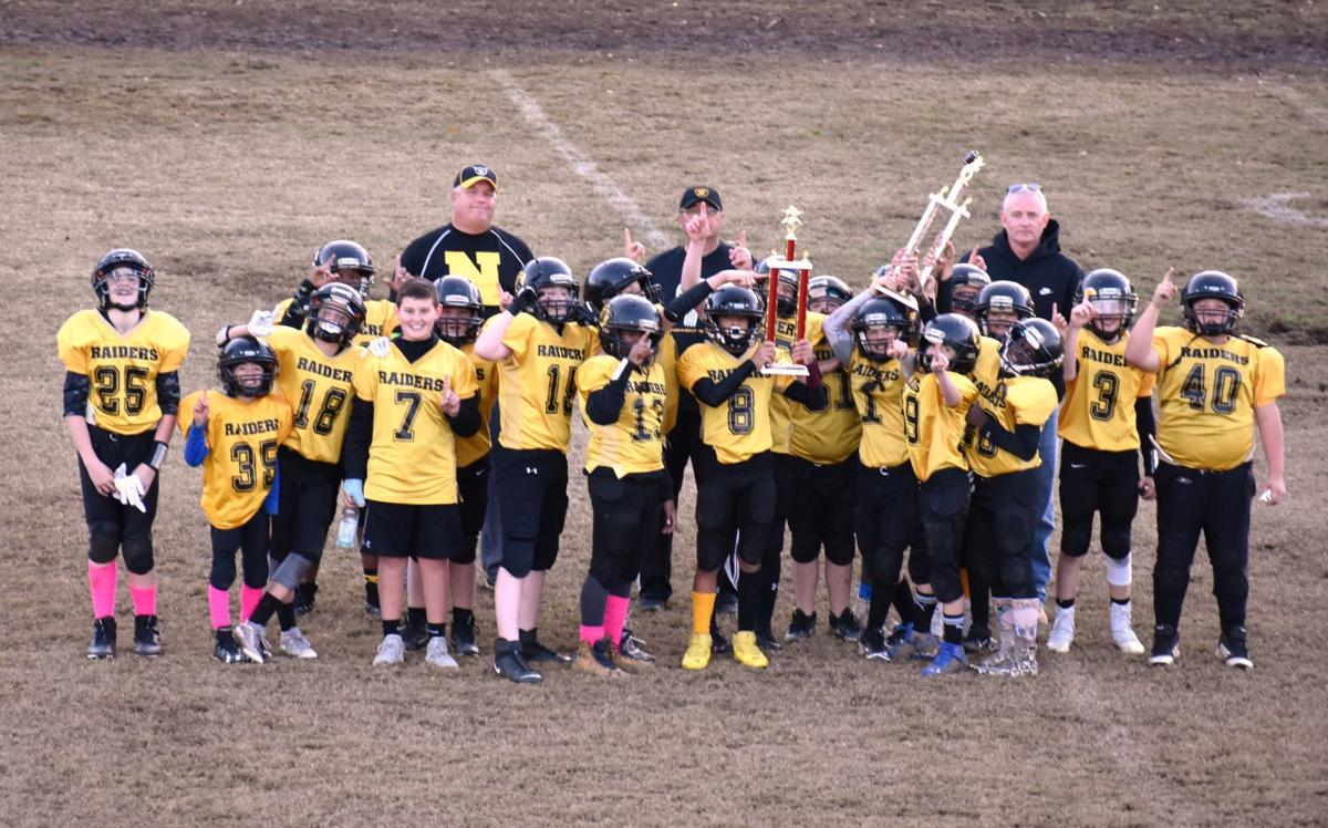 Bloomingdale stays undefeated to win Sully Youth Football championship