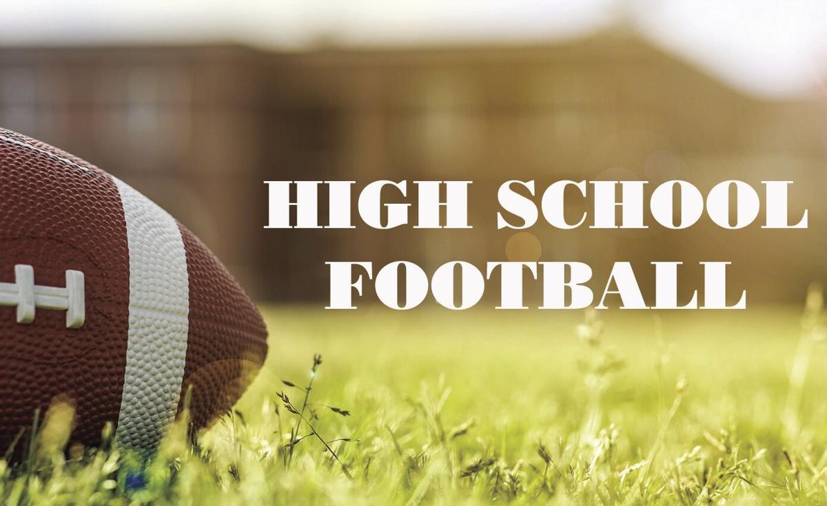 High school football logo 2020-08-21