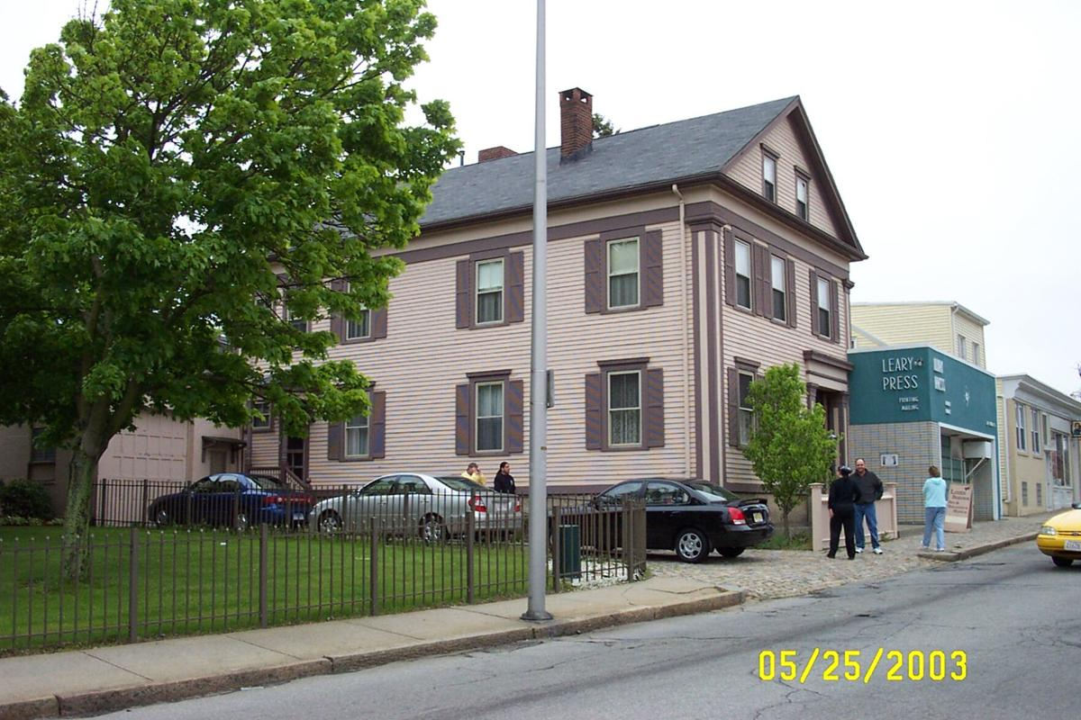Lizzie Borden Bed & Breakfast & Museum, Fall River, Massachusetts