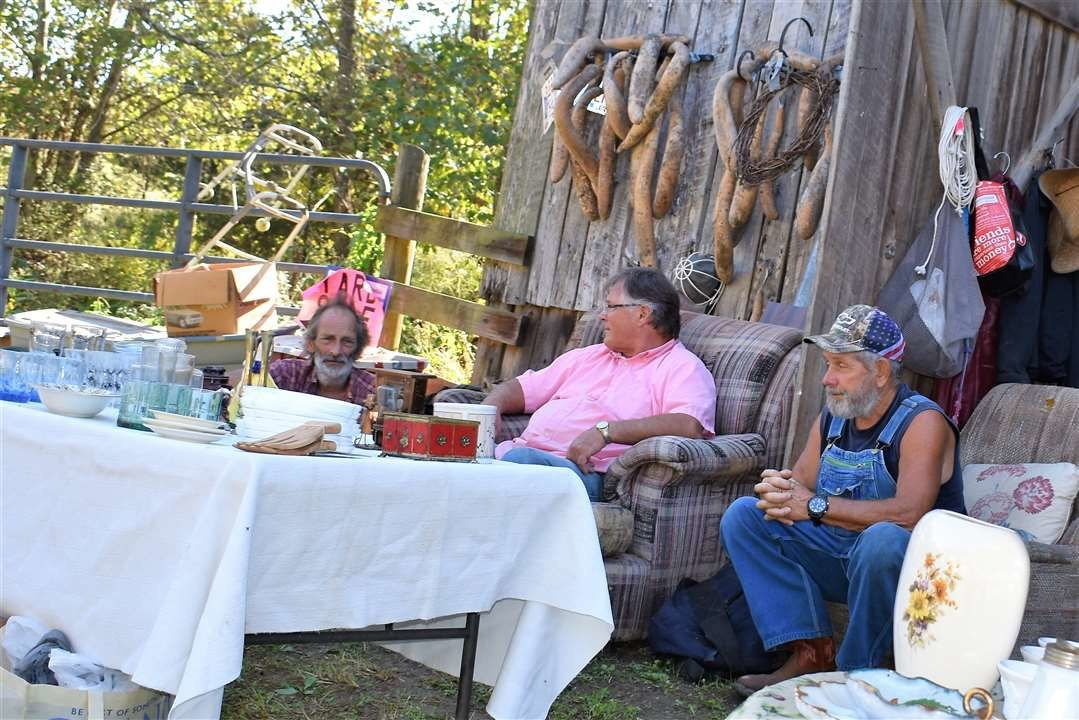 Closed roads won't interrupt our 12 Mile Yard Sale Hawkins County tradition