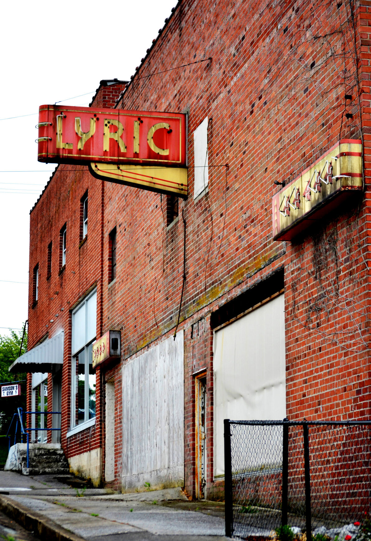 Downtown St. Paul improvements - Lyric Theater in 2013