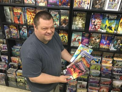 All things geek - Get Your Comic Book On