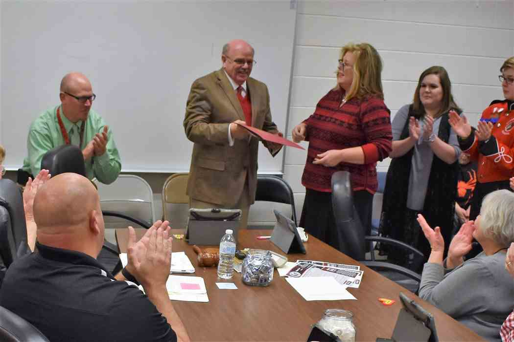 Retiring RCS director says she's 'not going anywhere' until successor is ready