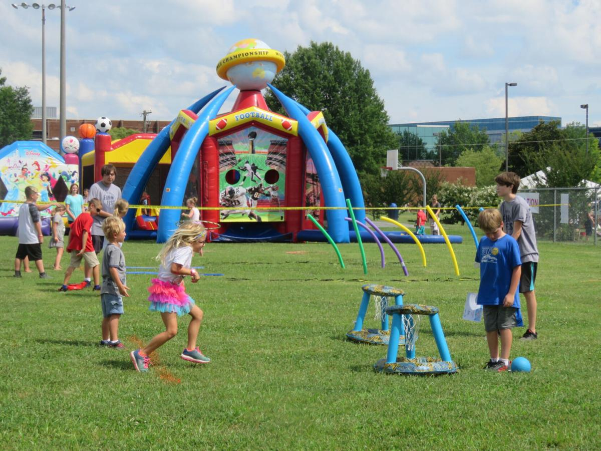 Kids Central at Rhythm in Riverview