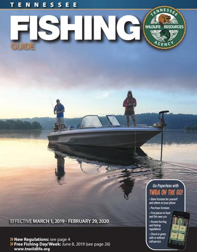 New fishing regulations take effect in Tennessee