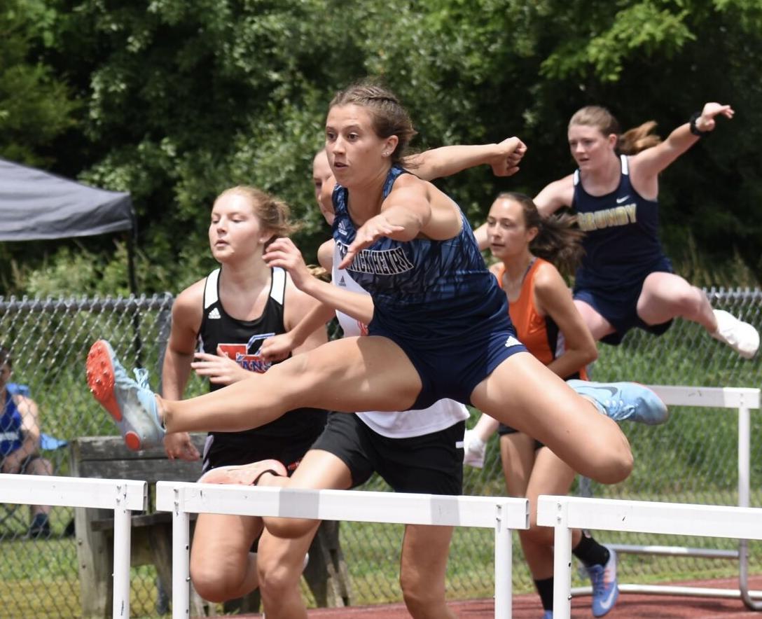 Ella Maiden 100 hurdles