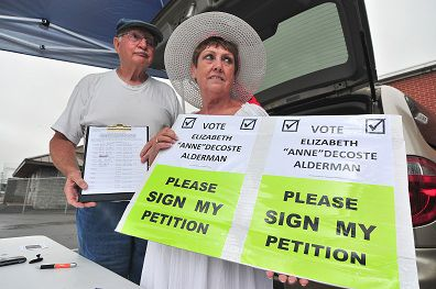 Church Hill liquor petition receives mixed reactions at polls