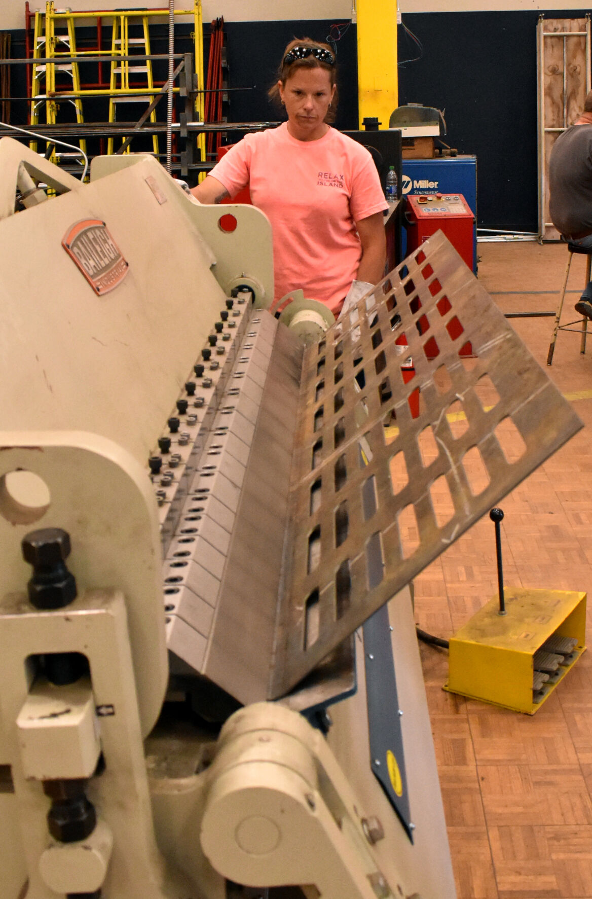 MECC Workforce -Fabrication
