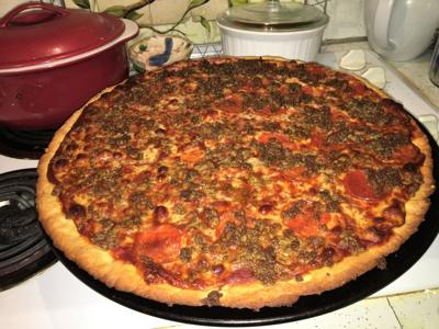 Tuesday Trivia: It's National Pizza Month