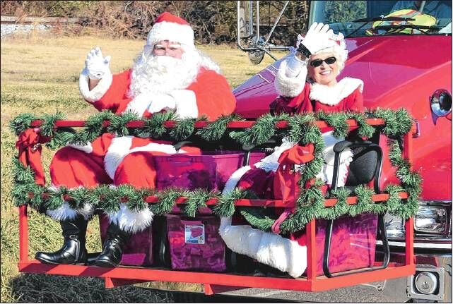 Kingsport Christmas Parade 2021 Covid 19 Numbers Will Determine If Mount Carmel S Christmas Parade Is Canceled Arts Entertainment Timesnews Net
