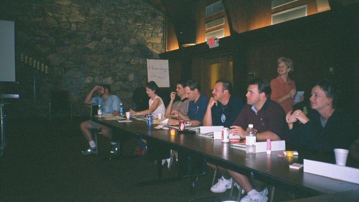 Leadership Kingsport class of 2002, Sept. 13, 2001