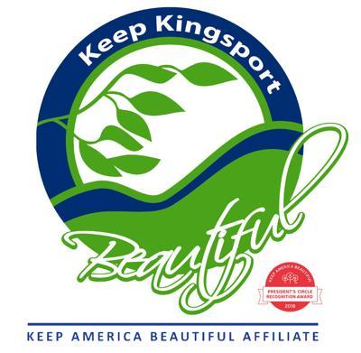Keep Kingsport Beautiful logo