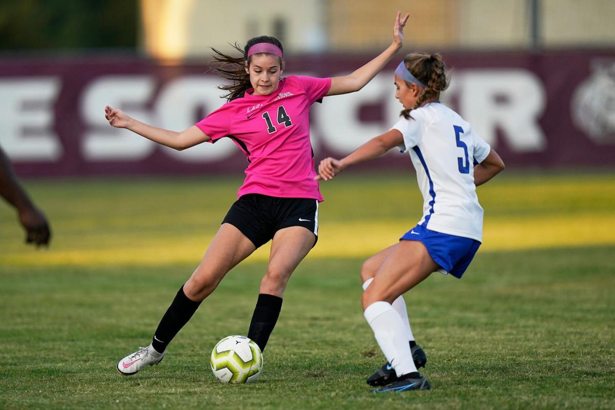 Girls Soccer West Ridge at Dobyns-Bennett District Tournament