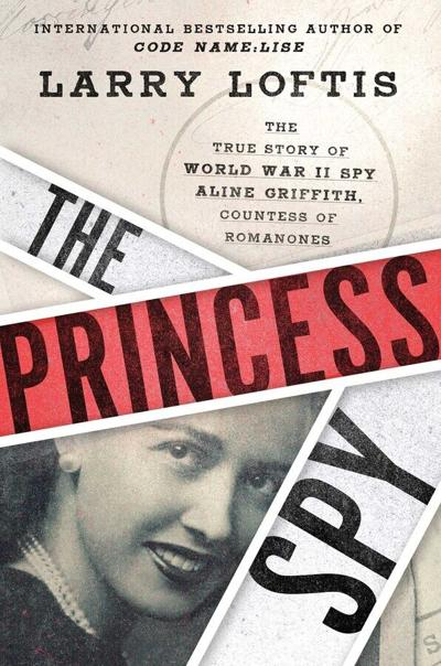 BOOKS-PRINCESS-SPY-REVIEW-MCT