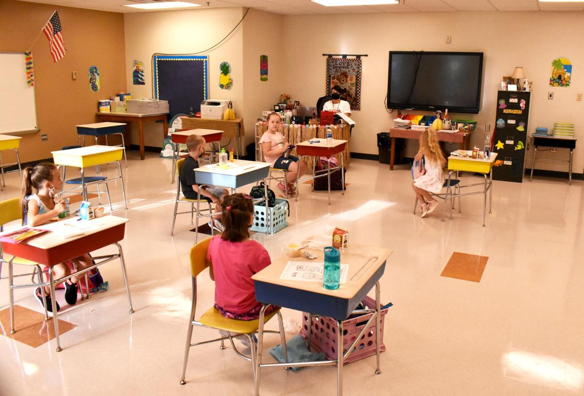 Norton City Schools opening Aug. 5 - Class size