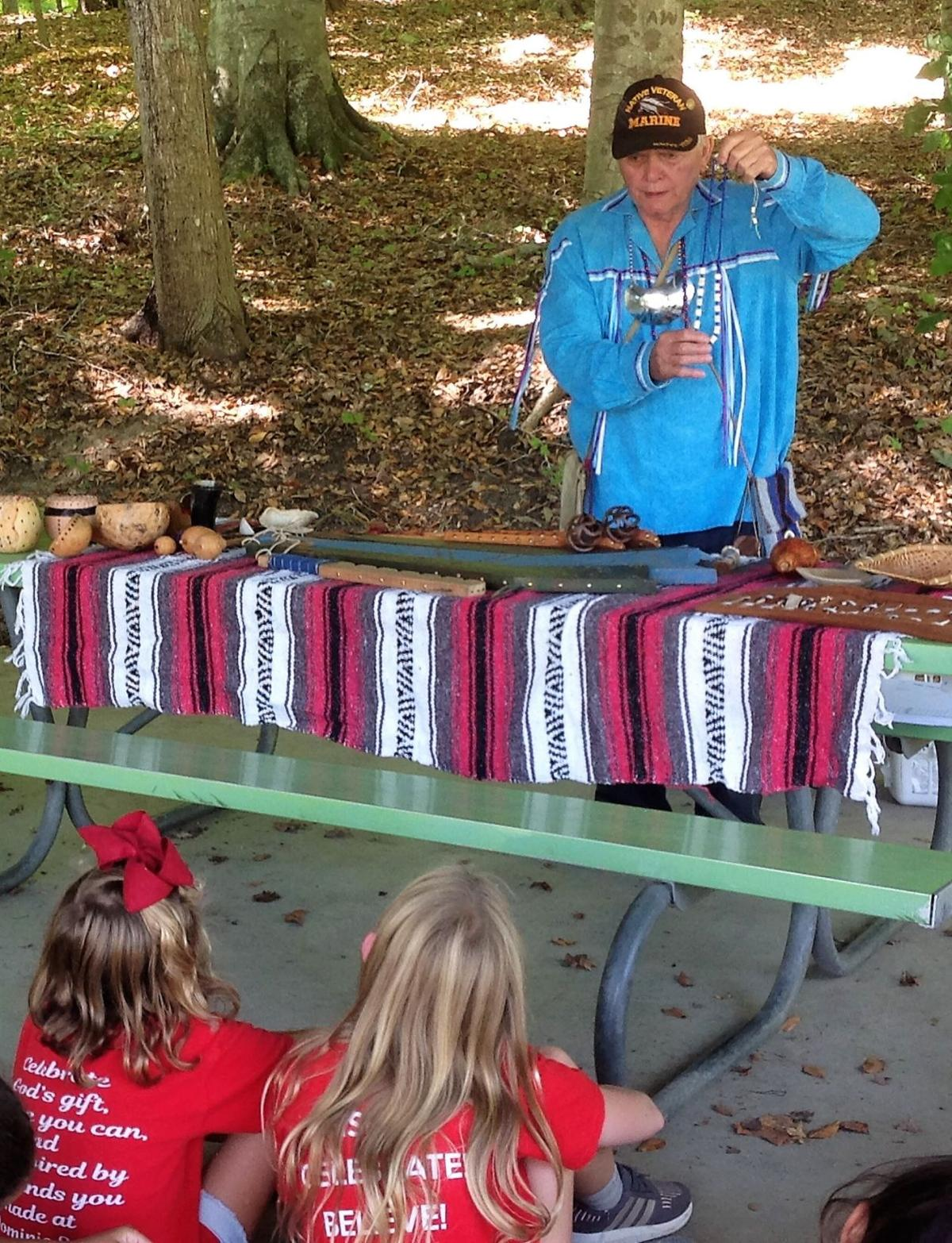 More than 900 fourth-graders attend 20th annual Conservation Camp