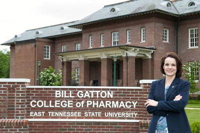 Dr. Debbie Byrd named new dean of Gatton College of Pharmacy at ETSU