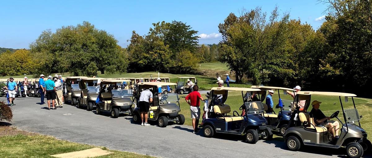 Darrell Rice/Kingsport Kiwanis Golf Tournament
