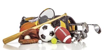 Multiple sports logo